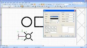 visio 2003 2007 electrical systems drawing part 2 create device