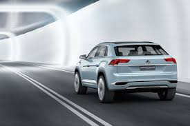volkswagen suv 2015 vw cross coupé gte signals high performance hybrid future