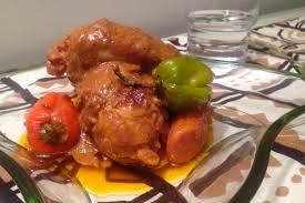 cuisine malienne mafé cuisine mafé au poulet la recette du jour est à base d un classique