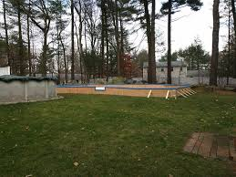 How To Build An Ice Rink In Your Backyard Backyard Ice Rinks Wj Smallwood Landscaping In Salem Nh