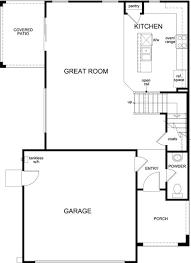 plan 1932 modeled u2013 new home floor plan in la ventilla villas by