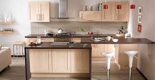 ilot centrale pour cuisine modele cuisine ilot central ambiance patchwork design modele