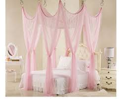 Lace Bed Canopy Marvelous Lace Bed Canopy Luxurious Court Mosquito Netlarge Bed