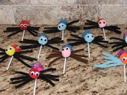 halloween craft lollipop spiders cute easy u0026 cheap al com