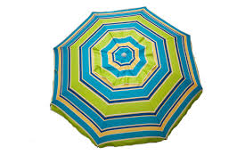 Beach Shade Umbrella 8 U2032 Royal Blue And White Stripe Deluxe Beach Patio Umbrella