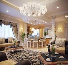 dining room concept luxury villa in qatar design home design