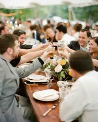 who to invite to rehearsal dinner etiquette your wedding guest etiquette questions answered martha stewart