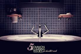 chic diys 5 common plumbing problems you shouldn u0027t neglect