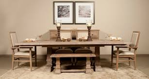 Grey Dining Table Chairs Bench Favorite Powell Turino Grey Oak Dining Room Kitchen Table