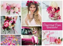 pink pantone pantone pink yarrow u2013 emily k weddings