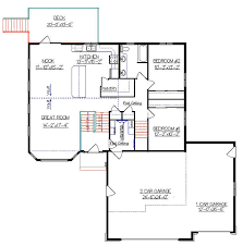 bi level home plans bi level plans ipefi