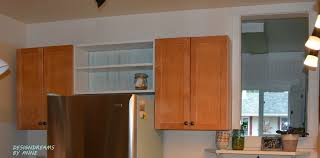 Dressing Up Kitchen Cabinets Designdreams By Anne How To Dress Up A Stock Kitchen Cabinet