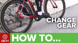 jeep comanche bike how to change gear on your bike road bike shifting made easy