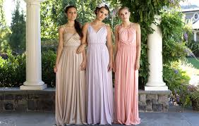 dresses to attend a wedding 4 essentials of bridesmaids attending the wedding lunss