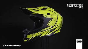 neon motocross gear altitude mx voltage neon 509 youtube