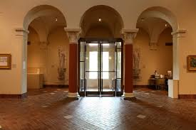 entry vestibule allen memorial art museum expansion renovation oberlin college