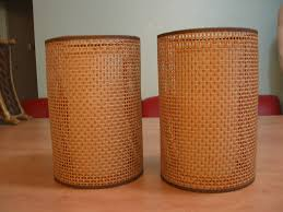 Table Lamp Shades by Dave U0027s Mid Century Stuff Before And After Danish Modern Table