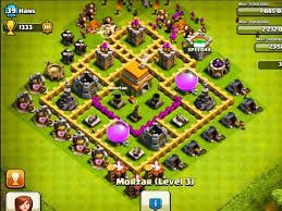 clash of clans farming guide clash of clans town hall level 4 5 6 best defense strategy here