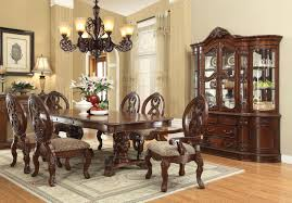 brooklyn double pedestal dining table