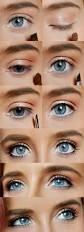 Cool Makeup Designs Top 25 Best Blue Eyes Pop Ideas On Pinterest Make Eyes Pop