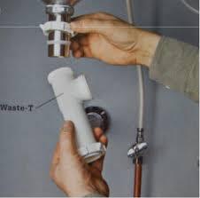 installing kitchen sink sink drain installation