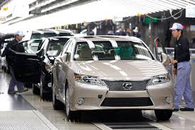toyota lexus jakarta toyota pilih kembangkan mobil jenis listrik daripada jenis hybrid