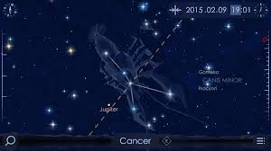 Constellations Map Star Walk 2 Free Identify Stars In The Sky Map Android Apps On