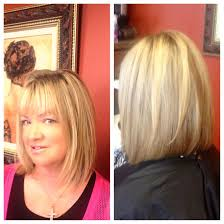 light and wispy bob haircuts long bob with light layers slightly inverted great for fine