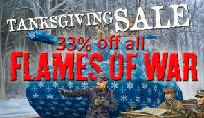 tanksgiving 2015 flames of war thanksgiving sale bols gamewire