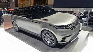 range rover defender 2018 2018 land rover range rover velar geneva 2017 photo gallery