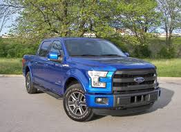 Ford F150 Truck 2016 - 2016 ford f 150 supercrew 4x4 lariat just try bare hand crushing