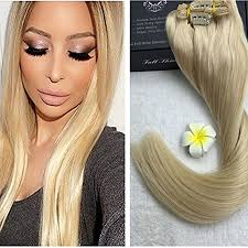 24 inch extensions shine clip ins extension colour 613 14 24 inch clip