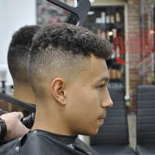 light skin hairstyles men mid top fade haircut light skin high top fade also black man fade