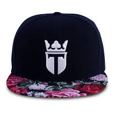 floral snapback teeqo premium label 6 panel snapback hat floral electronic