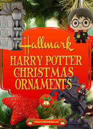 ornaments harry potter ornament hallmark