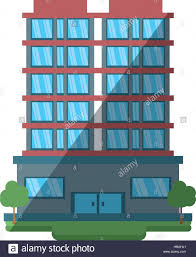 big building style icon vector illustration design stock vector