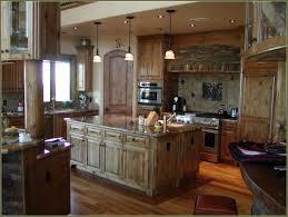 Alderwood Kitchen Cabinets Kitchen Knotty Alder Cabinets Bosch Appliances Colonial Creme