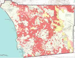 Wildfire Map Manitoba by Wildfire Ready San Diego