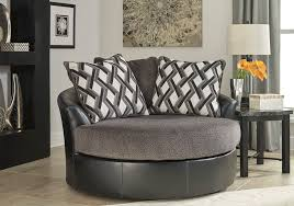 Swivel Chairs Living Room Furniture Kumasi Oversized Swivel Chair Overstock Warehouse