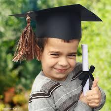 preschool graduation caps paper graduation cap grad diy paper and cap