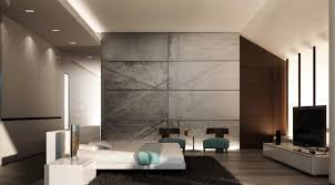 Concrete Ceiling Lighting by Bedroom White Platform Bed With Wooden Slab Headboard Also Dark
