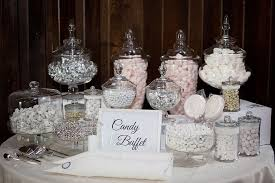 wedding candy table candy table decorations for weddings 13394