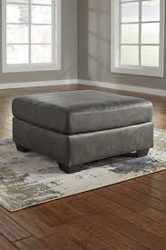 Ashley Furniture Armchair Furniture Oversized Ottoman Mathis Brothers Indio Ashley