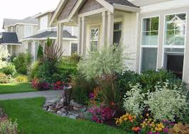 front yard landscaping ideas corner lot casanovainterior
