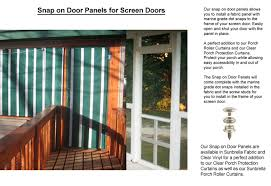 Clear Awnings For Home Clear Roll Up Porch Protection Curtains