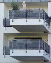 balkon sichtschutz grau fotostrecke immer passend balkon schichtschutz nach maß bild