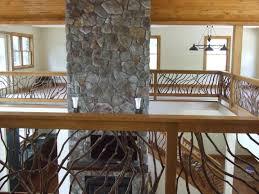 balcony railing pennsylvania deck railing mountain laurel