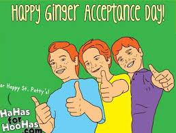 St Patricks Day Memes - funny st patrick s day meme ginger acceptance st patrick s