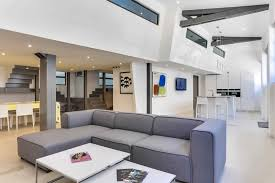 modern loft for sale in annecy with space for commercial use