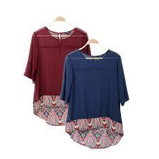 blouse wanita jual pakaian wanita branded baju merk korea